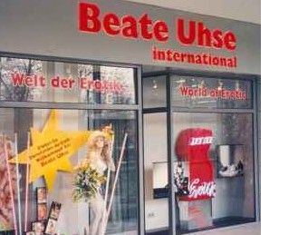 Beate Uhse-Shop in Hamburg