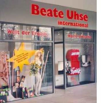Beate Uhse-Shop in Hamburg