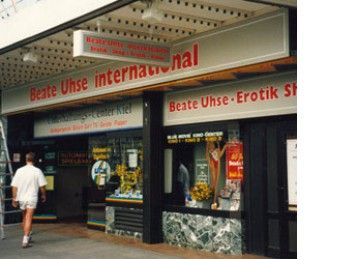 Beate Uhse-Shop in Kiel