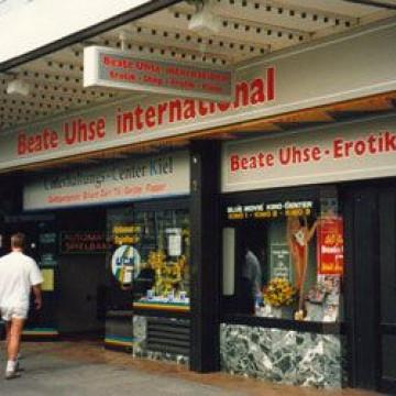 Beate Uhse-Shop in Kiel