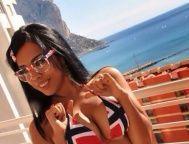 Rihanna aus Italien Schwerin