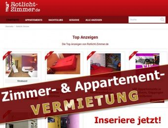 1. Bild von  Rotlicht-Zimmer  in Schwerin