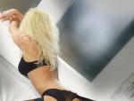 Deutsche Blonde Kuschelmaus    -zierlich -