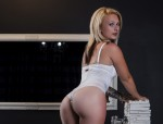 BLONDES - TATTOO - GIRL BIANCA  23J. Hot &quot