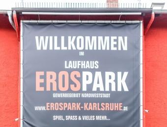 Laufhaus Erospark Karlsruhe in Karlsruhe