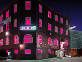 Modelle Haus in Hamburg