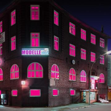 Modelle Haus in Hamburg