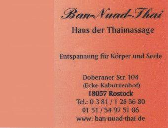 1. Bild von  Ban Nuad Thai  in Rostock