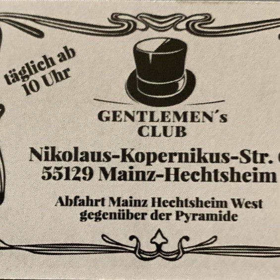 Gentlemens Dream in Mainz