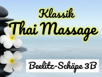 Klassik Thai-Massage in Beelitz