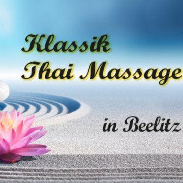 Klassik Thai-Massage in Beelitz